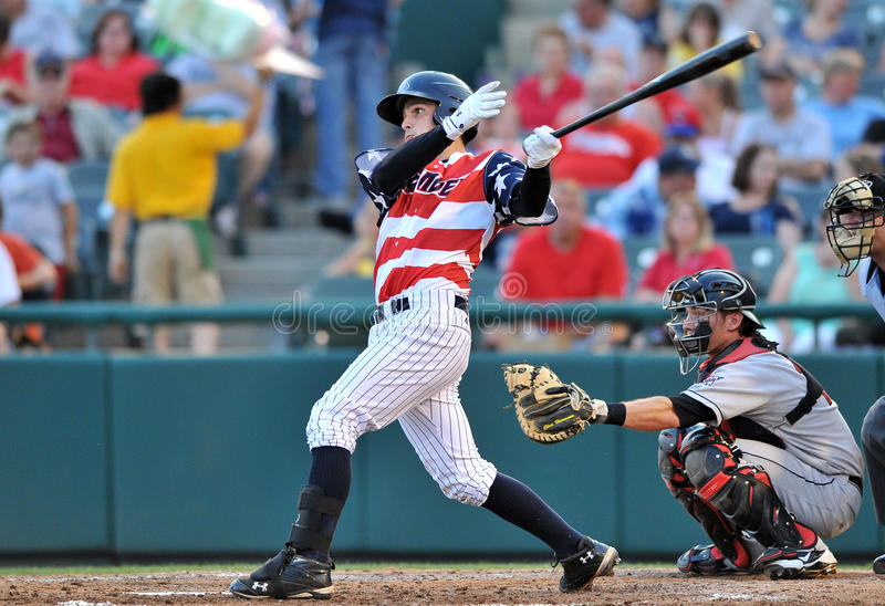 Download 2012 MiLB - Fourth Of July In The Minors Editorial Stock Image - Image: 25804169