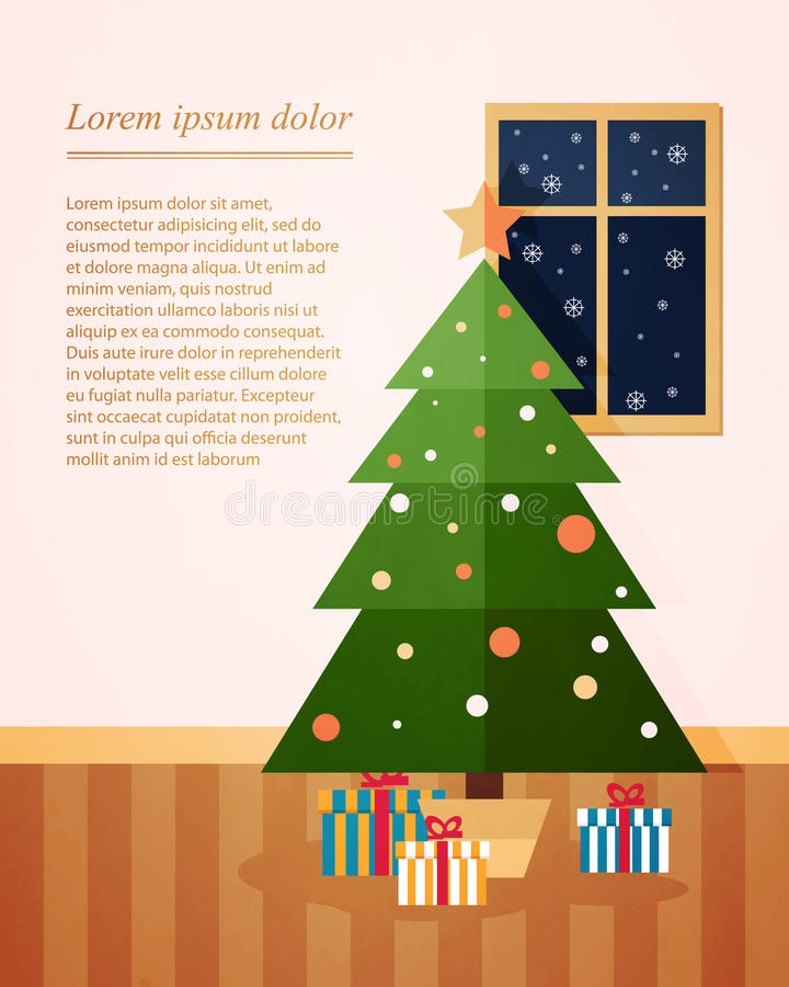 Download 2012 Neon Figures On A Dark Background. Christmas Stock Vector - Image: 21347167