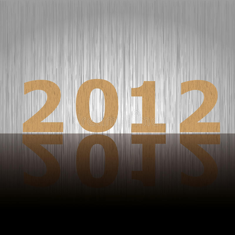 Download 2012 new year stock vector. Image of drawing, glitter - 22486479