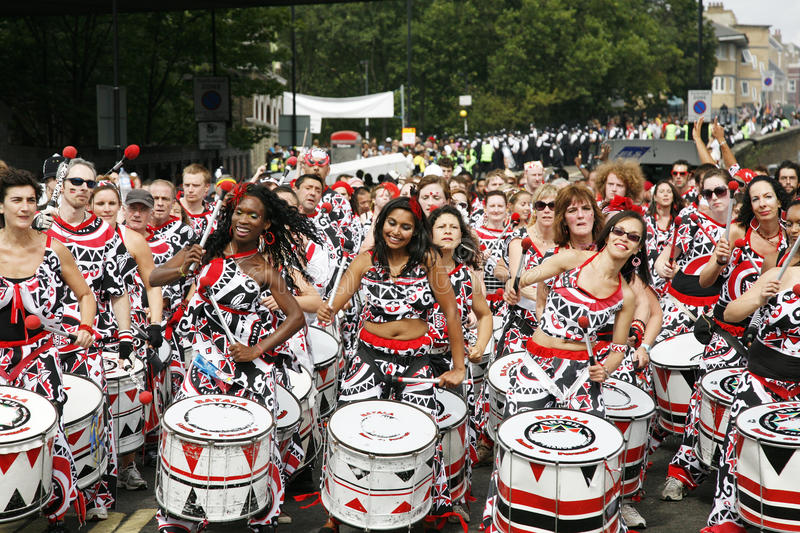Download 2012, Notting Hill Carnival Editorial Stock Photo - Image: 26354828