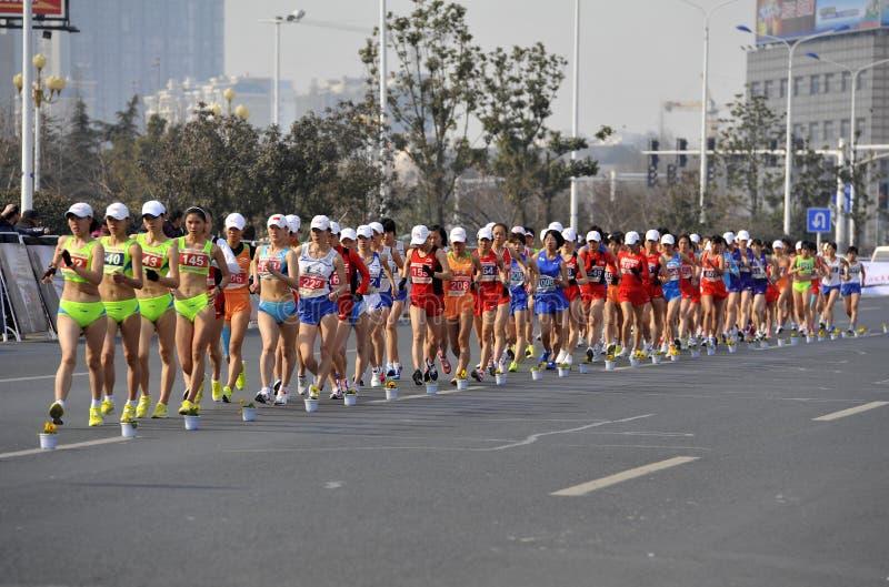 2012 porcelan gry trzymali jiangs London olimpijski zdjęcia stock
