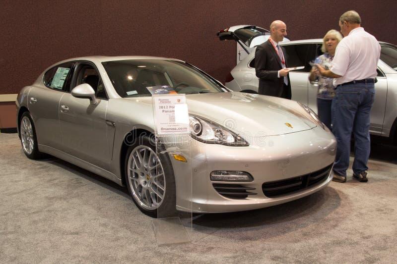 Download 2012 Porsche Panamera Editorial Image - Image: 24488085