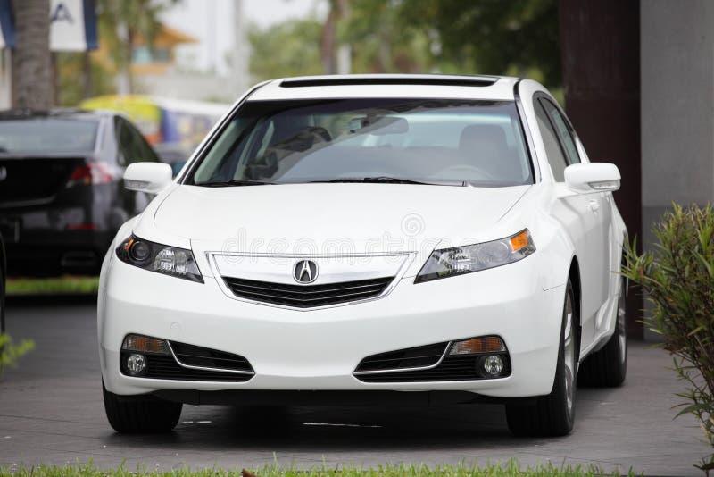 2012 TL Acura στοκ εικόνες με δικαίωμα ελεύθερης χρήσης