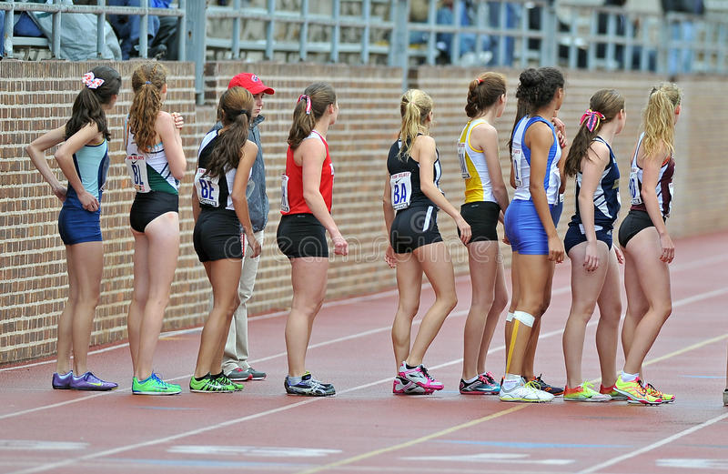 Download 2012 Track - 800 Meter Relay Runners Editorial Photography - Image: 24599267