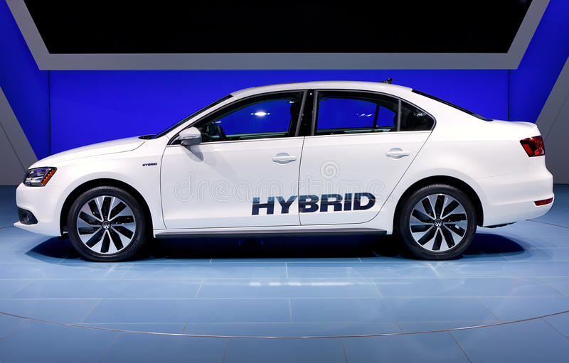 Download 2012 Volkswagen Jetta Hybrid Editorial Stock Image - Image: 22864914