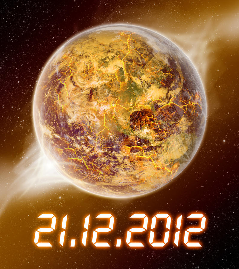 Download 2012 Year Of The Apocalypse Stock Illustration - Image: 18623483