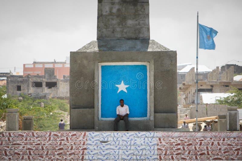 2013_08_05_Mogadishu_Life_Economy_023 lizenzfreies stockbild