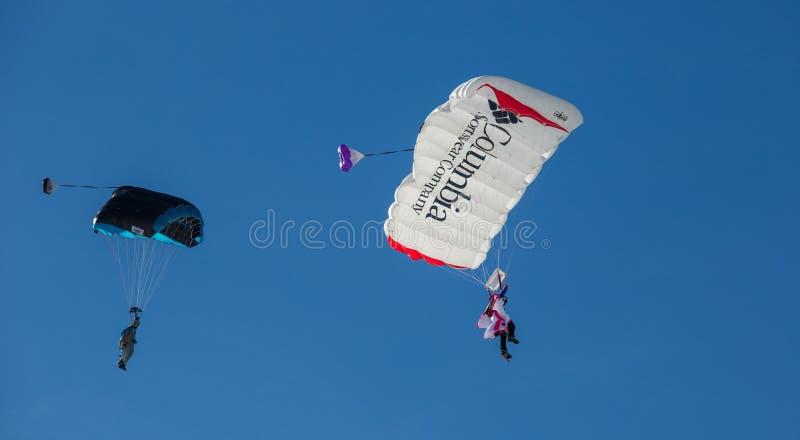 2013 35th Hot Air Balloon Festival, Switzerland Editorial Stock Photo