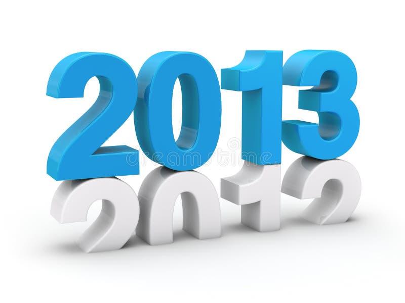 2013 blue stock photos