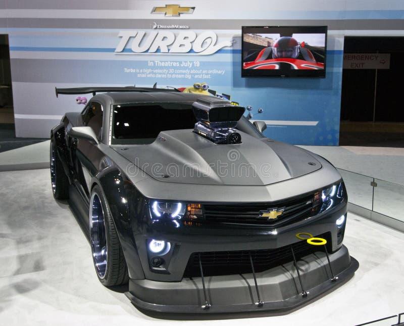 2013 Chevrolet Dream Works Turbo stock images