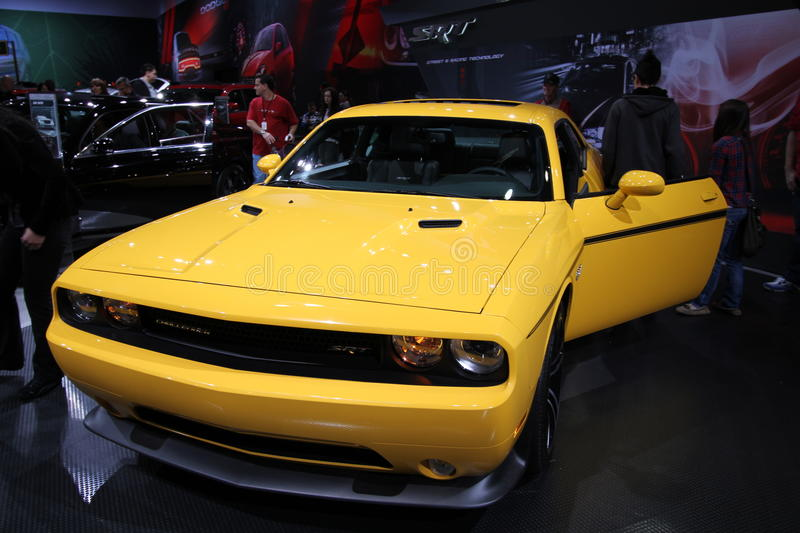 2013 Dodge Challenger SRT 8