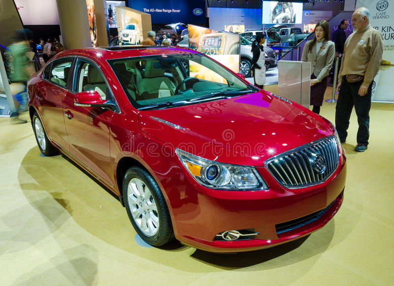Download 2013 Lacrosse EAssist Luxury Editorial Stock Photo - Image: 29410443