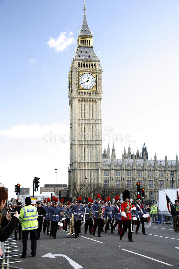 Download 2013, London New Years Day Parade Editorial Image - Image: 28533525