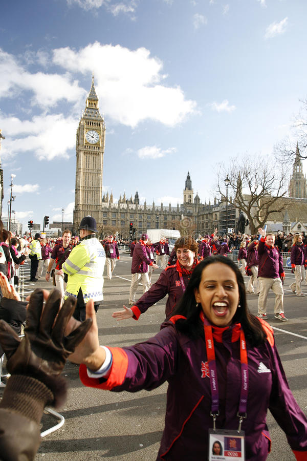 Download 2013, London New Years Day Parade Editorial Image - Image: 28533585