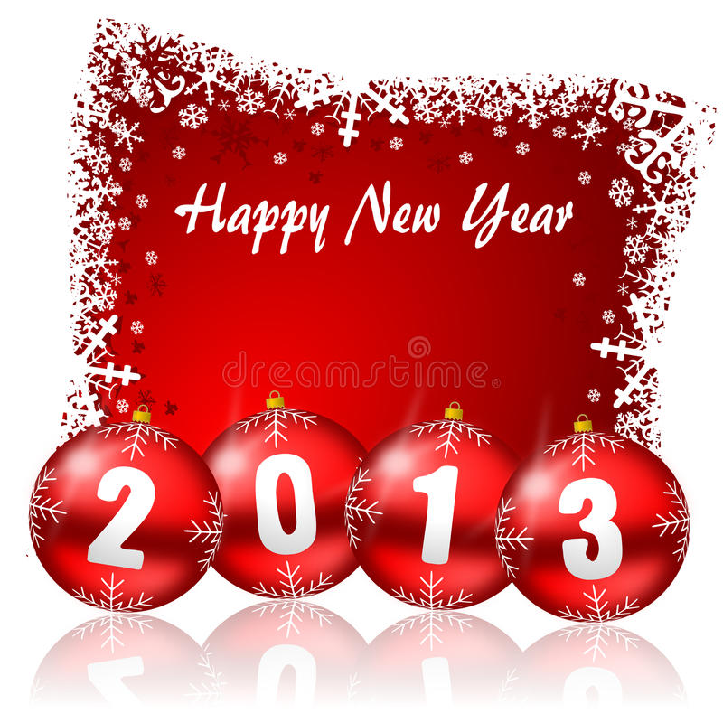 Download 2013 New Years Illustration Stock Illustration - Image: 28258687