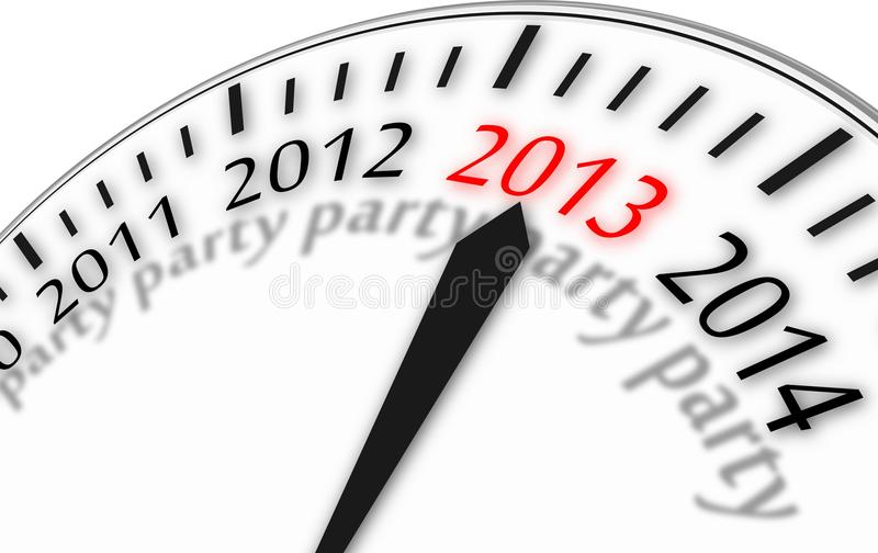 Download 2013 party stock photo. Image of evening, dial, favors - 27926458