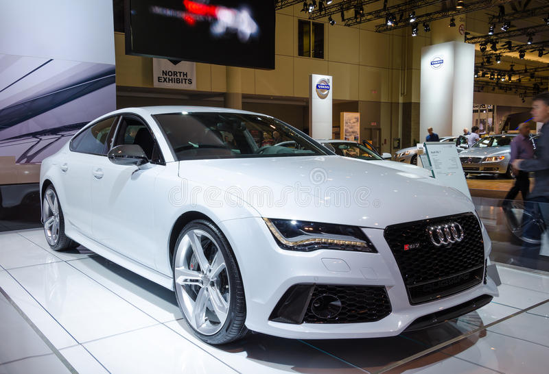 Download 2014 Audi RS 7 Editorial Photo - Image: 29410606