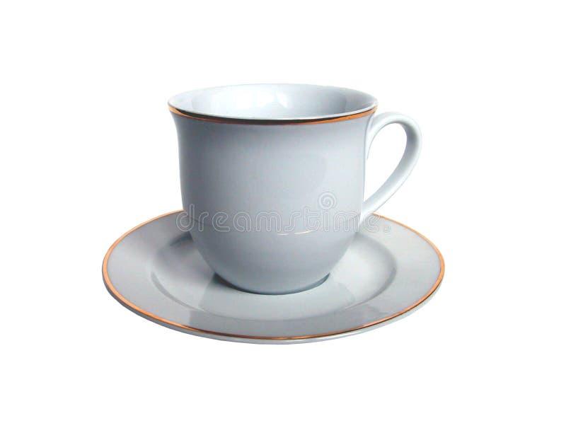 传统的caffecup 库存照片