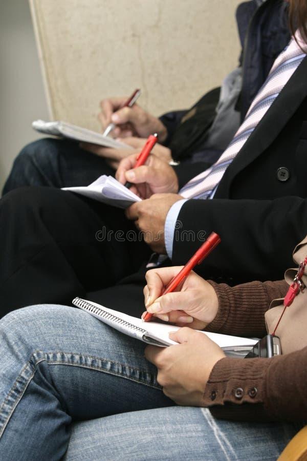 21会议 免版税库存图片