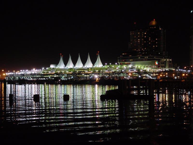 和平的平底锅温哥华 免版税库存图片