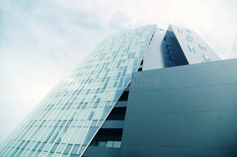 22 korporacyjny budynku. zdjęcia stock