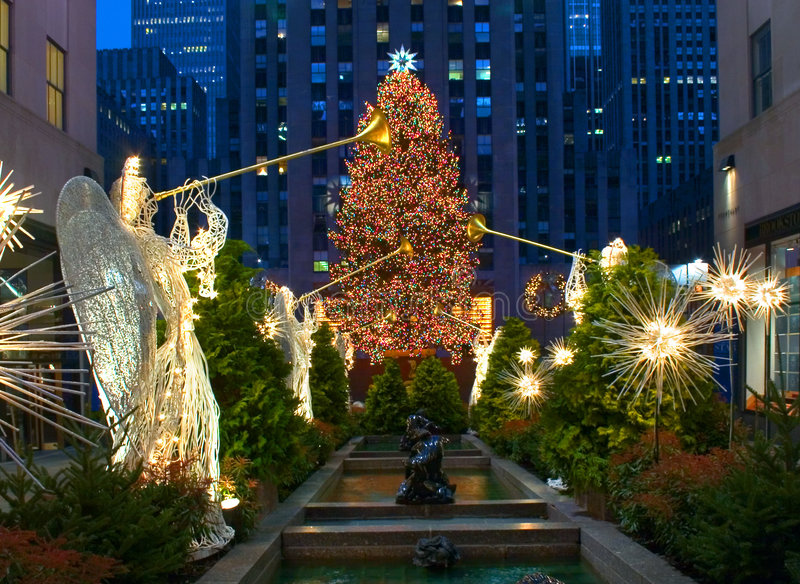 圣诞节纽约 编辑类图片