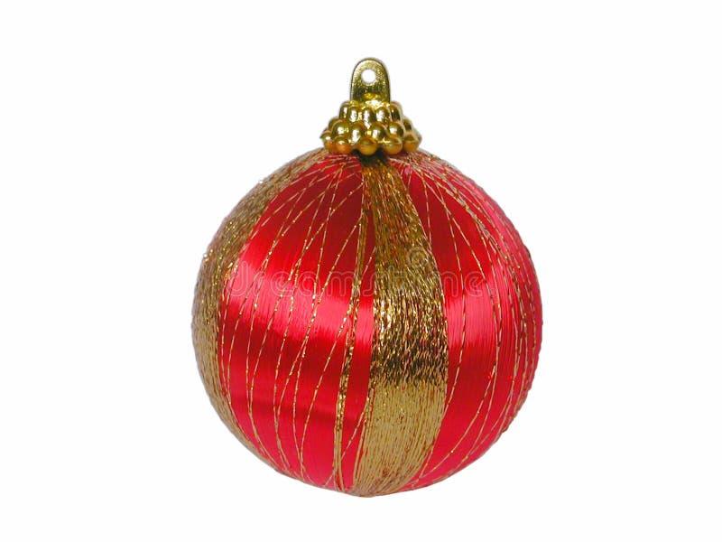 圣诞节装饰结构树 免版税库存照片