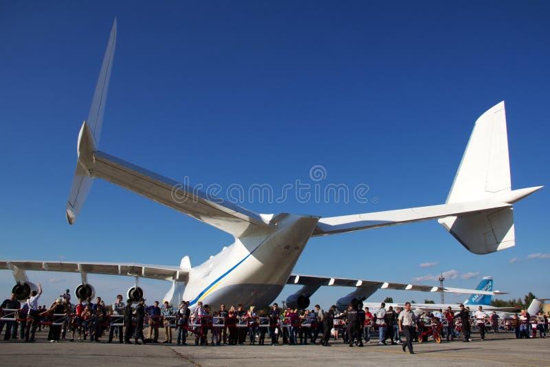 An-225 tail