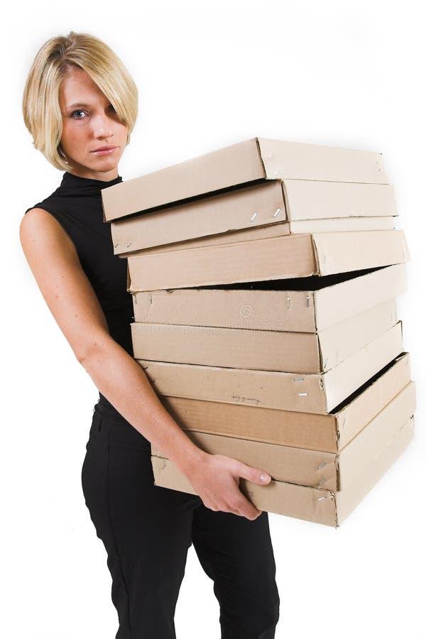24个企业夫人 免版税库存照片