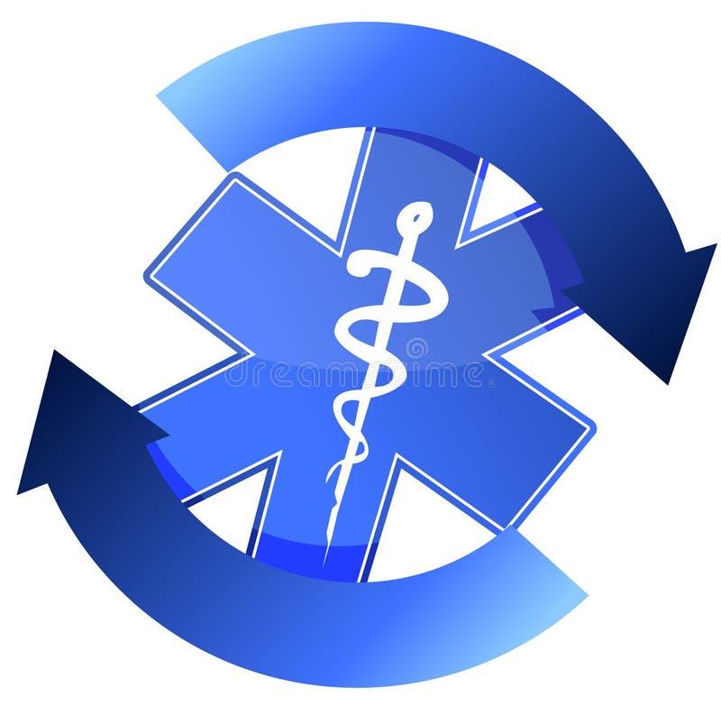 Download 24/7 Medical Service Illustration Sign Stock Images - Image: 22563914