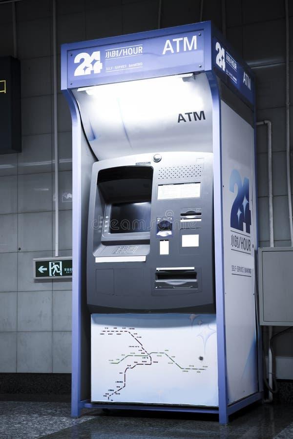 Download 24 hour atm stock photo. Image of debit, close, deposit - 13645502