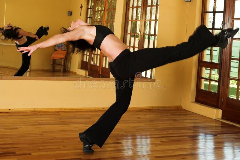 25舞蹈演员 免版税库存图片