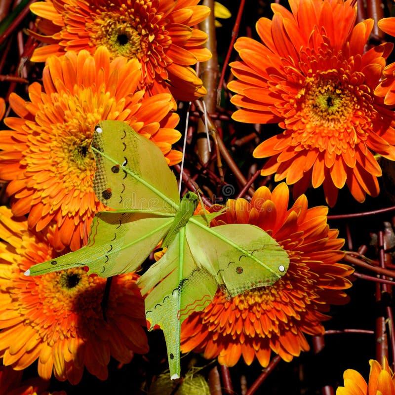 25 blommor arkivbild