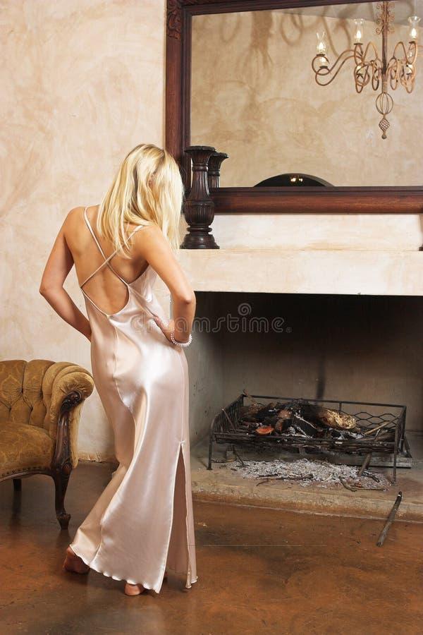 25 Lingerie Royaltyfri Bild