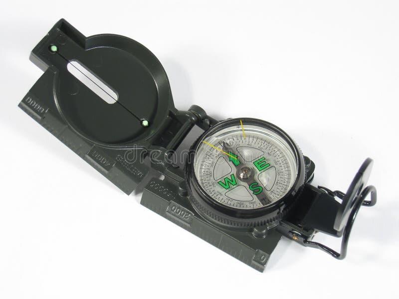 指南针iv 图库摄影