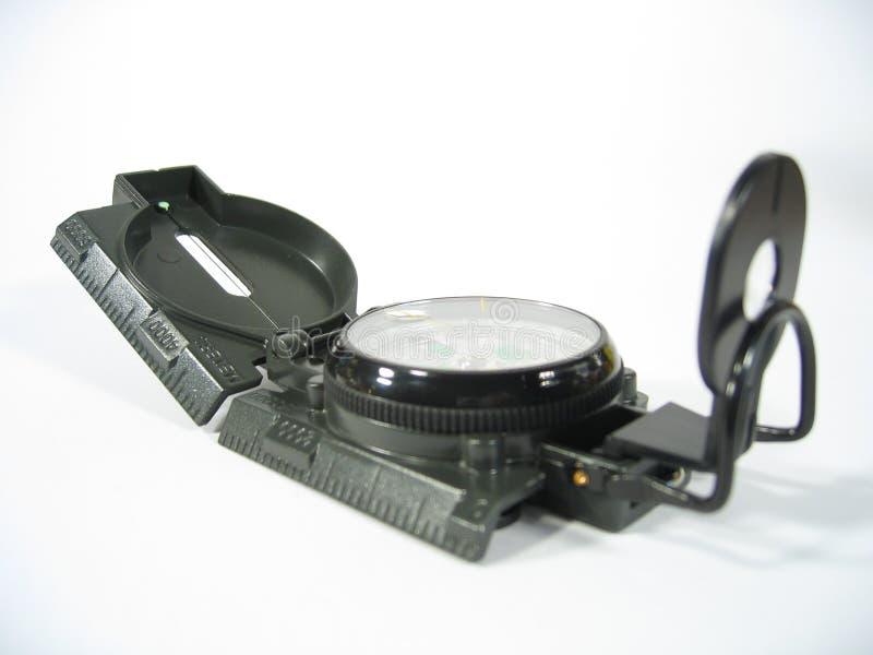 指南针v 库存照片
