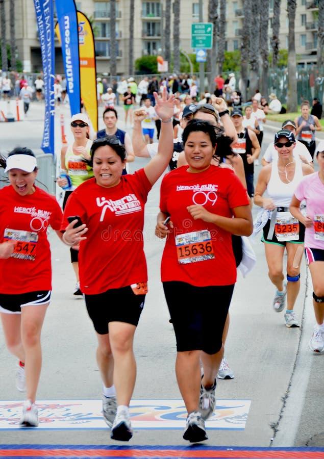 Download 25th Long Beach Marathon 2009 Editorial Image - Image: 11332685