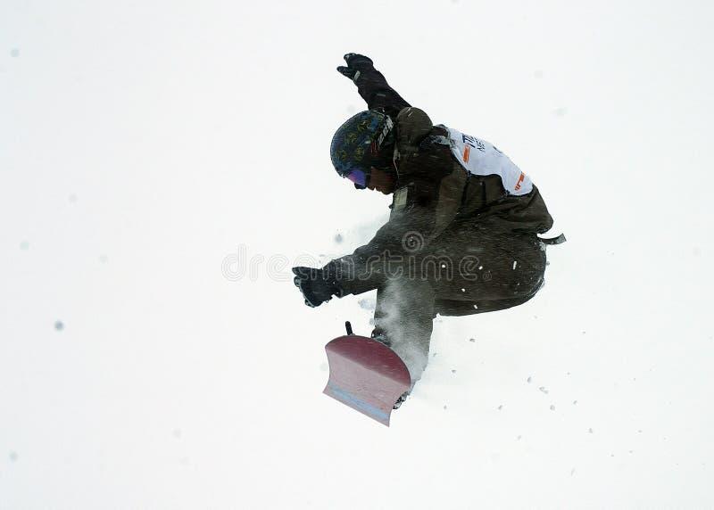 26雪板 免版税库存图片