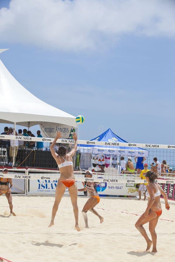 27 cayman θηλυκά μεγάλα νησιά Μάρτι στοκ φωτογραφία με δικαίωμα ελεύθερης χρήσης