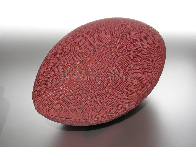 橄榄球我 免版税库存图片