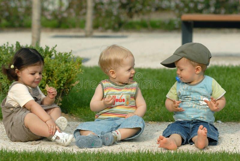 29儿童公园 免版税库存图片