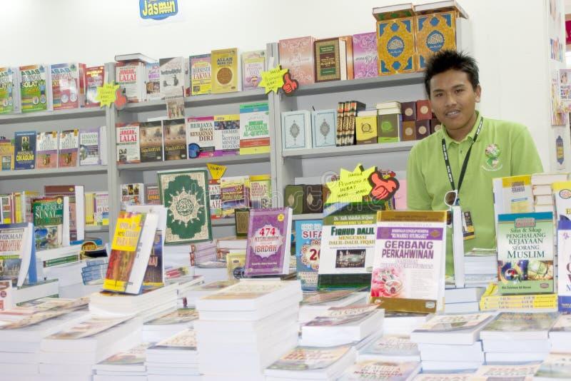 29-ый international Куала Лумпур книжной ярмарки 2010 стоковое фото