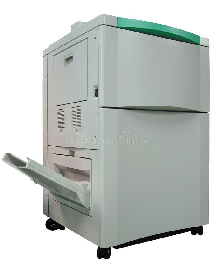 照片打印机 图库摄影