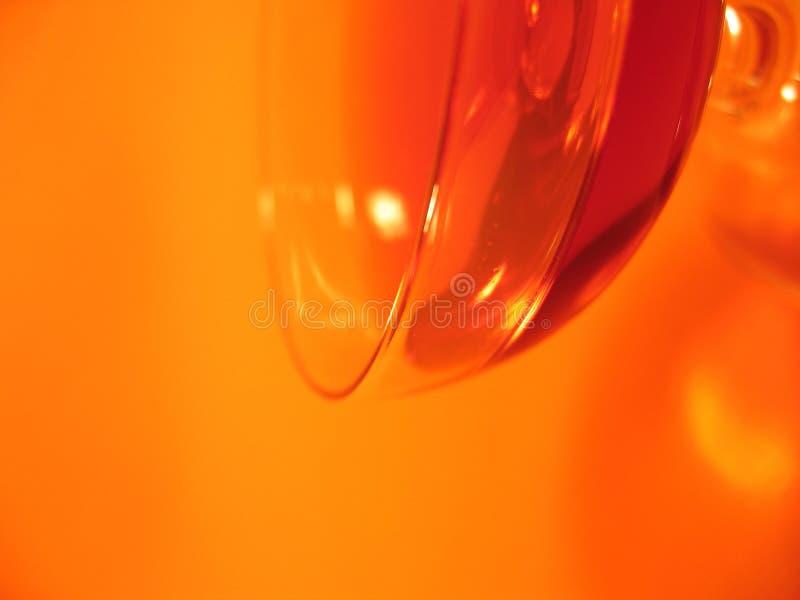 玻璃ii利口酒 库存照片