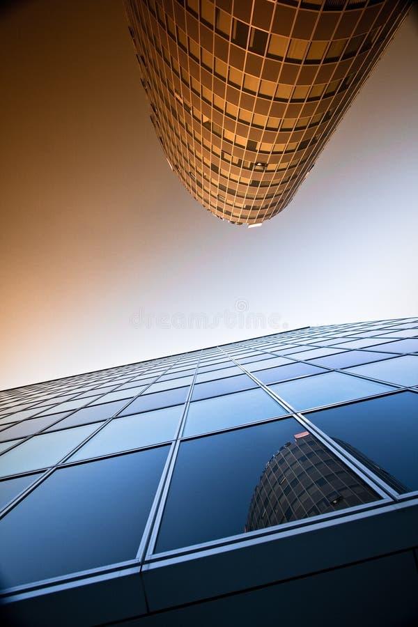 2a architektura ii Zagreb zdjęcie royalty free