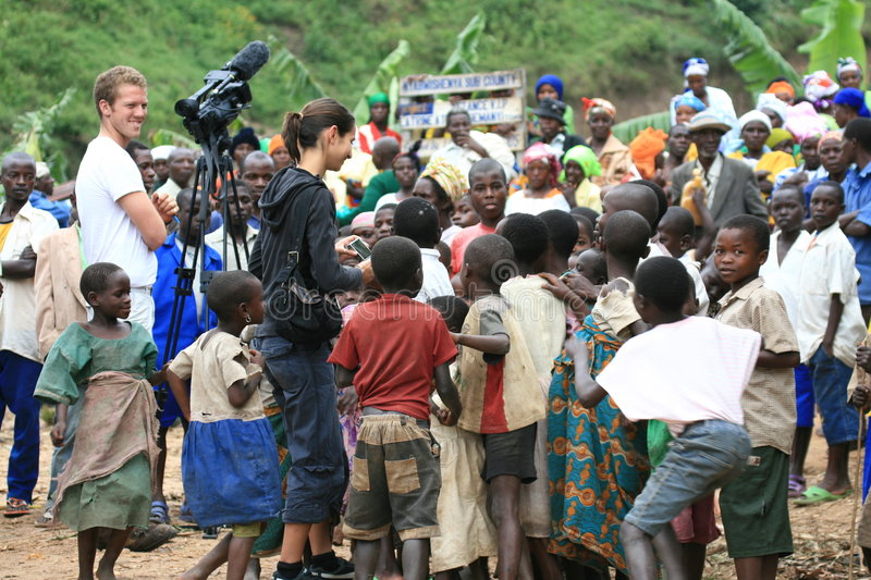 Download 2nd Nov 2008. Refugees From DR Congo Editorial Stock Image - Image: 7515999