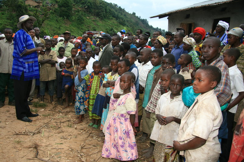 Download 2nd Nov 2008. Refugees From DR Congo Editorial Image - Image: 7516145