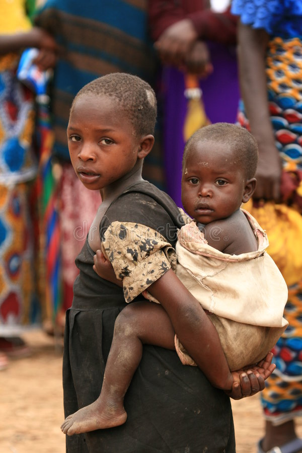 Free 2nd Nov 2008. Refugees From DR Congo Royalty Free Stock Photo - 7515685