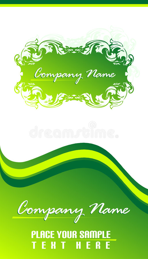 2x3 5 επαγγελματική κάρτα ελεύθερη απεικόνιση δικαιώματος