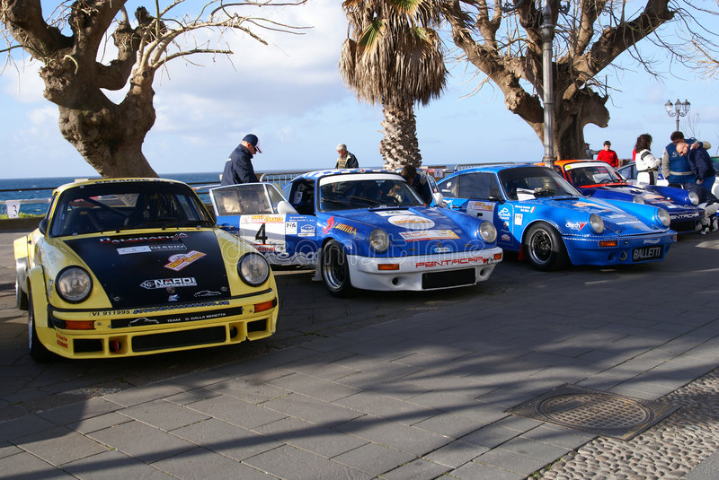 Download 3° Rally Del Corallo Editorial Stock Photo - Image: 8545068